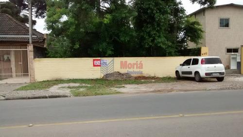 Terreno À Venda Com 360m² Por R$ 255.000,00 - Curitiba / Pr - Mtr-0115