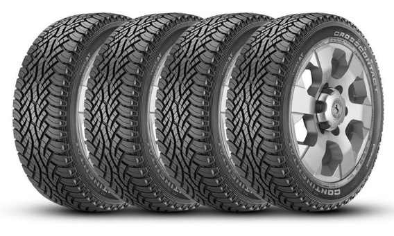 Kit 4 Pneus Continental 205/60r16 92h Conticrosscontact At