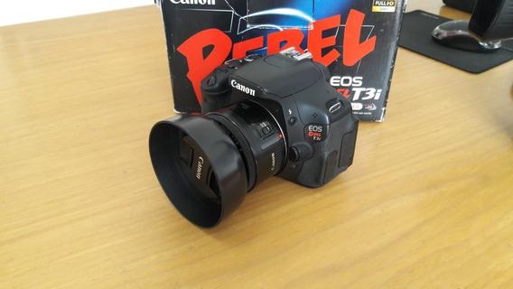 Camera Canon T3i - Estado De Nova