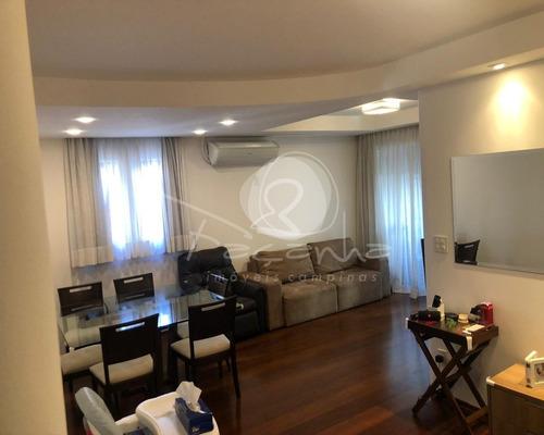 Imagem 1 de 16 de Apartamento Para Venda No Cambuí Em Campinas - Imobiliária Em Campinas - Ap04429 - 69515336