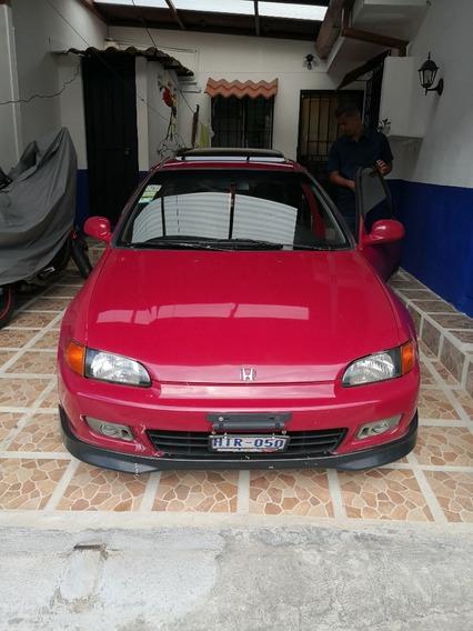 Coupe 94 Con B16a2 Precio Con Traspaso.