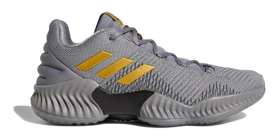 adidas Zapatilla Basquet Hombre Pro Bounce 2018 Low