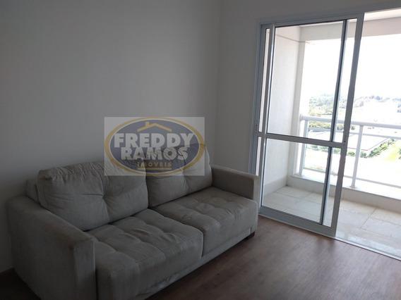 Apartamento Para Alugar No Bairro Vila Mogilar Em Mogi Das - 325-2