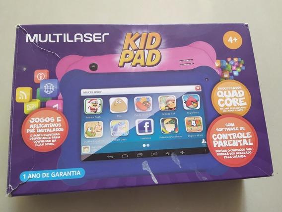 Tablet Multilaser Kid Pad