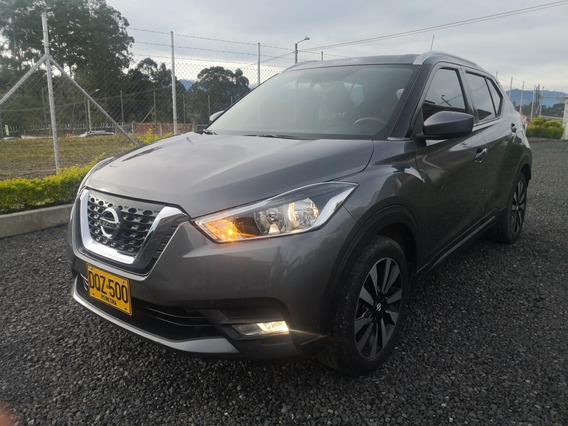 Nissan Kicks Advance, Automática
