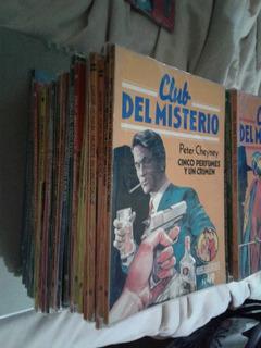 Club Del Misterio - Lote 42 Revistas - Bruguera