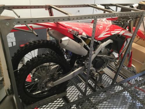 Honda Crf250r Okm 2020 $2100.000 No Kxf Yzf Ktm