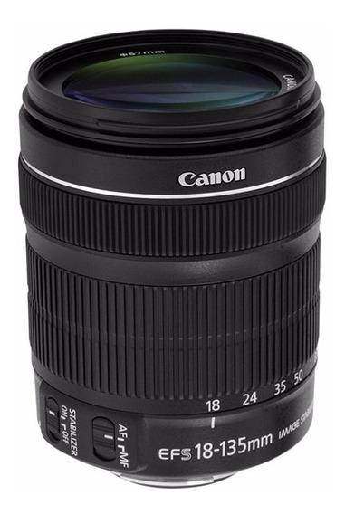 Lente Canon Ef-s 18-135mm F/3.5-5.6 Is Usm Oem