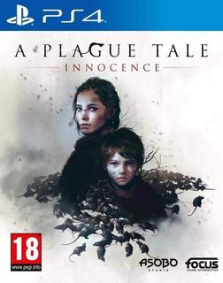 A Plague Tale Innocence ~ Ps4 Digital Español