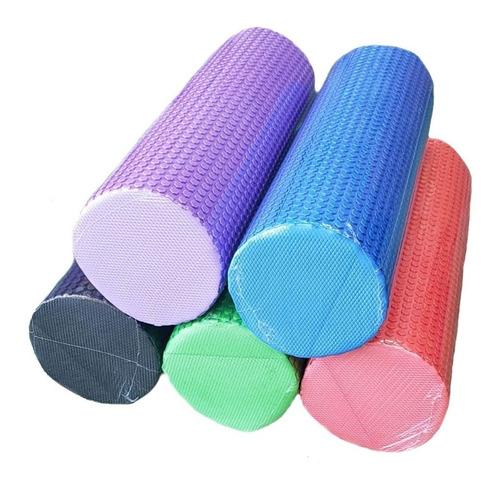 Rolo Yoga Pilates Foam Roller 50x15cm