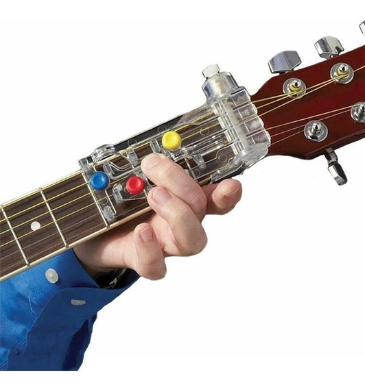 Chordbuddy Guitar Aprendizagem Sistema Dispositivo