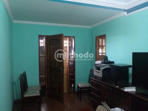 Casa - Venda - San Diego - Campinas - Sp - Ca00443 - 68216327