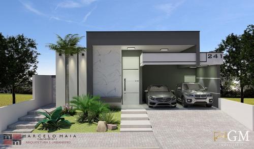 Casa Em Condomínio Para Venda Em Álvares Machado, Condomínio Residencial Valência I, 3 Dormitórios, 3 Banheiros - Ccv3670_2-1171227