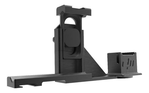 Suporte Osmo Pocket Entrada P/ Microfone Iluminador Celular