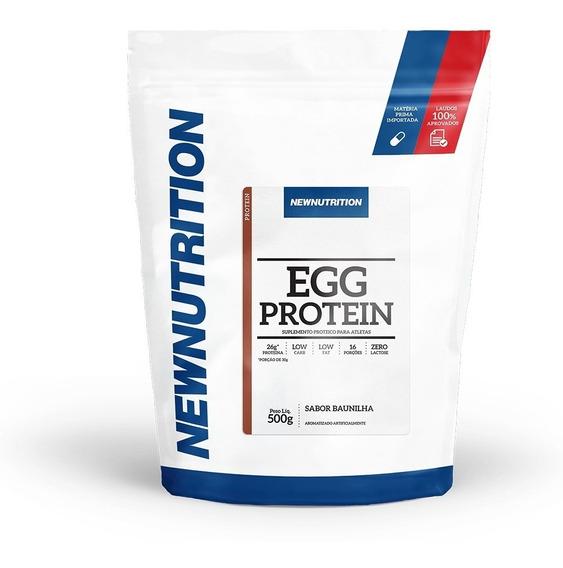 Albumina 500g Pura (vários Sabores) Newnutrition
