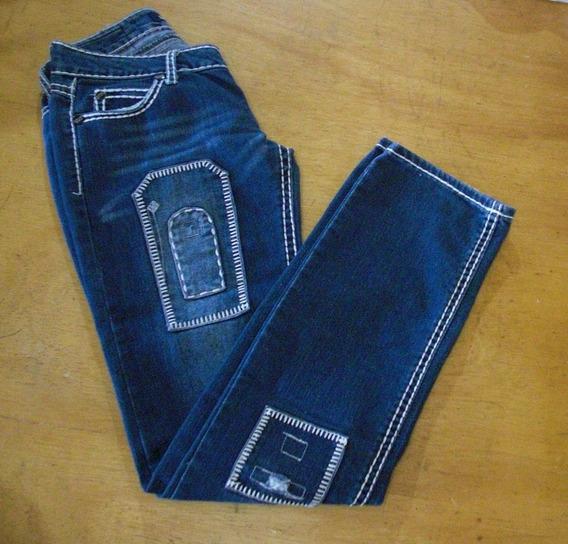 Pantalón Blue Jean Para Dama - Talla 7/8