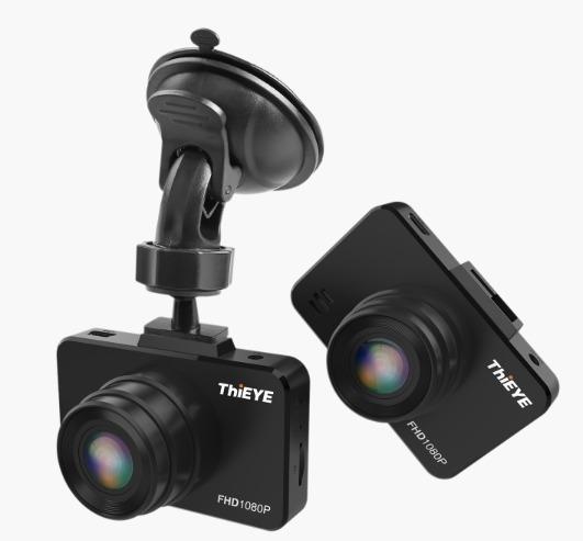 Cámara Para Carro Thieye Safeel 3 Dash Cam 1080p