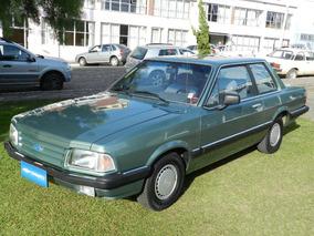 Ford Del Rey Glx 1989 Verde Met - 23.000 Kms Originais, Novo