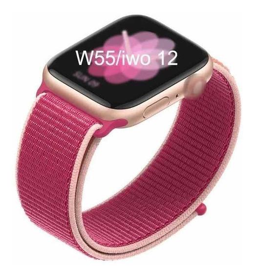 Smartwatch Iwo 12(w55) Nada Y Báñate Con El Y Has Llamadas.