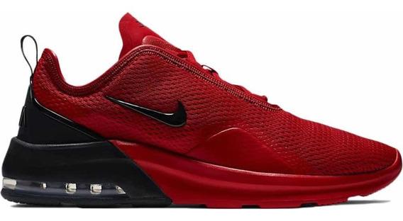 Nike Air Max Motion 2 University Red/black Ao0266 601