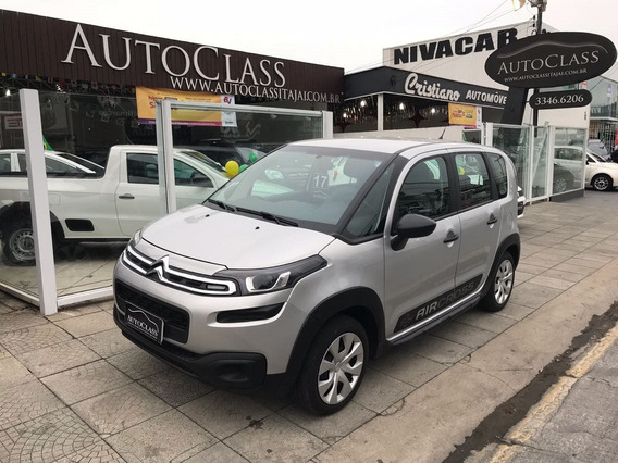 Citroën Aircross 1.6 2018 Completo Manual