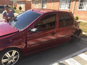 Renault Logan Chocado Solo Venta De Repuestos