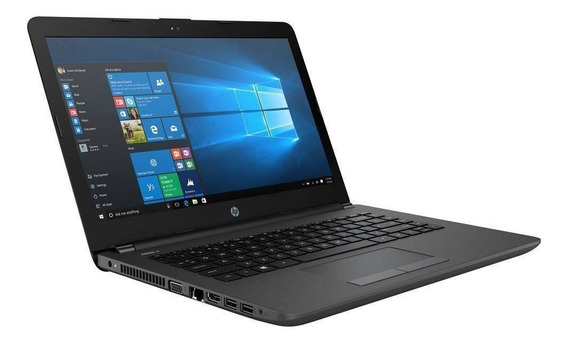 Notebook Hp Cm 246 G6 I3-6006u / 4gb / 500gb / Tela Lcd 14