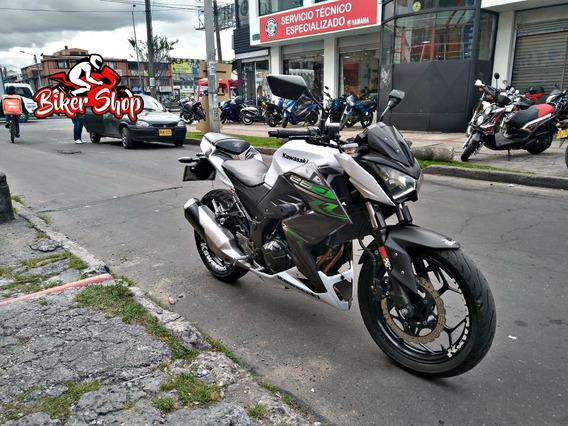 Kawasaki Z 250 Modelo 2015 Excelente Estado Biker Shop