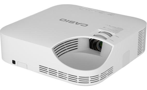 Projetor Datashow Casio Xj-v2 Hd Hdmi 3000 Lumens Xjv2 Laser