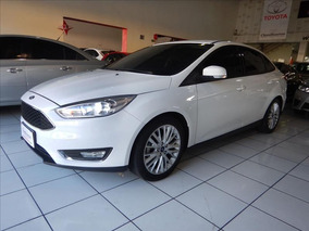 Ford Focus Se Plus 2.0 16v Automático (flex) 2017