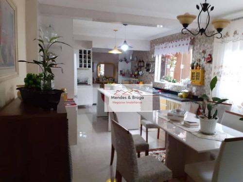Casa Com 3 Dormitórios À Venda, 125 M² Por R$ 399.000,00 - Vila Helena - São Paulo/sp - Ca0099