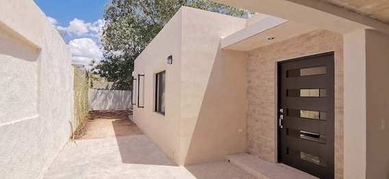 Casa En Venta Merida Col Chuburna De Hidalgo