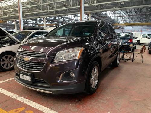 Imagen 1 de 14 de Chevrolet Trax 1.8 Lt Aut Ac  2014