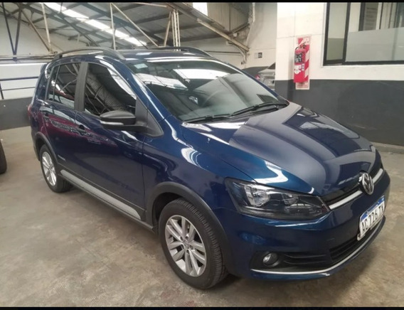 Volkswagen Suran Track Excelente Estado Pocos Km!! (fp)