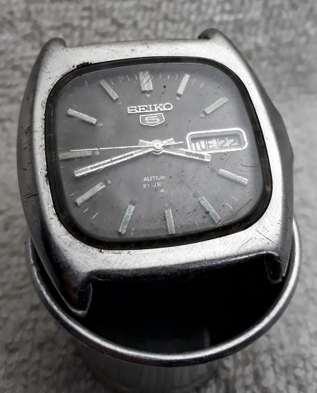 Relógio Seiko Automático De 250 Por 120 Reais