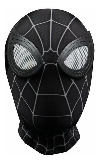 Vengadores Spider-man Peter Parker - Máscara De Cosplay, Col