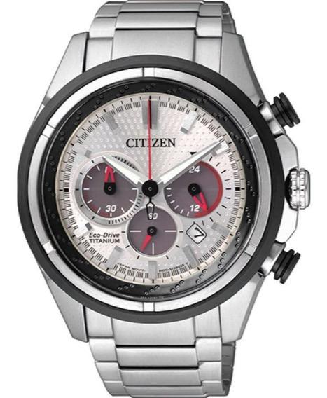 Relógio Citizen Masculino Tz30884q Ecodrive Solar Titânio