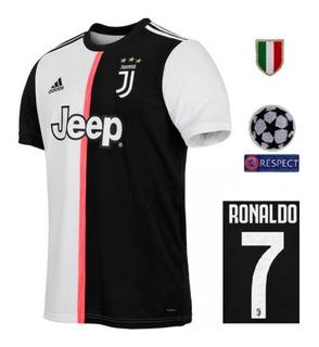 Camisa adidas Juventus Cr7 19/20