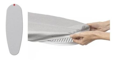 Imagen 1 de 4 de Funda Tabla De Planchar Metalizada Adaptable D+m Bazar