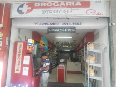 Loja De Rua Bem Localizada Em Copacabana !!! - Cplj00091
