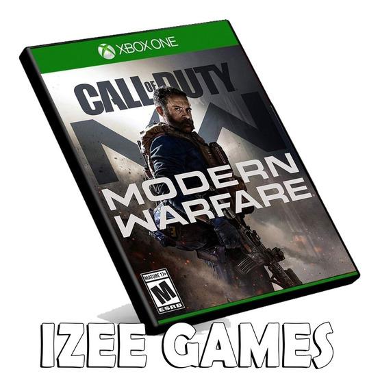 Call Of Duty Modern Warfare Digital Xbox One + 1 Jogo Grátis