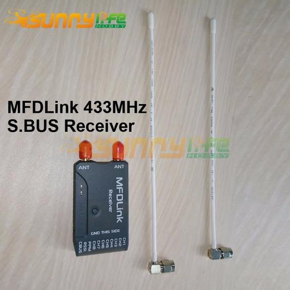 Mr 433mhz Receiver 8ch Mfd-rx433
