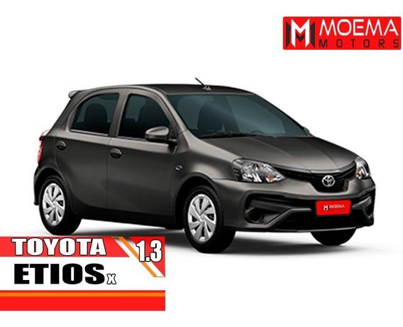 Toyota Etios X 1.3 16v 5p Aut. Flex 2019/2020
