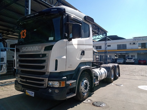 Imagem 1 de 8 de Scania