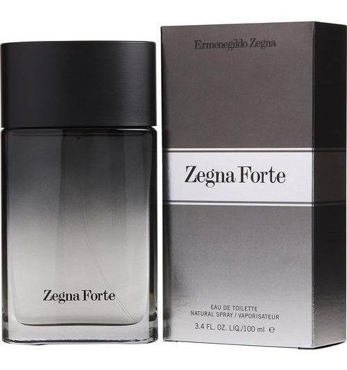 Perfume Ermenegildo Zegna Zegna Forte Masculino Edt 100ml