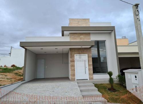 Imagem 1 de 29 de Casa À Venda, 140 M² Por R$ 695.000,00 - Condomínio Villagio Milano - Sorocaba/sp - Ca2447
