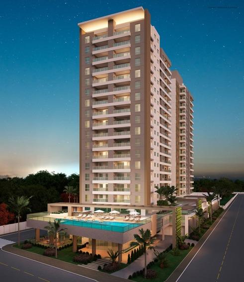 Apartamentos Com 2, 3 Ou 4 Quartos, Com Suíte, Condomínio Club Com Mais 20 Opções De Lazer, Frente Mar, Data Prevista De Entrega Para 2021, Facilidade De Pagamento Direto Com A Construtora E Financi