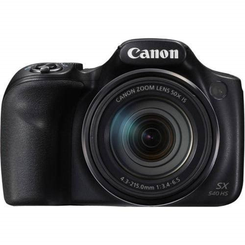Câmera Digital Canon Sx540hs Wifi Full Hd Pronta Entr C/ Nfe