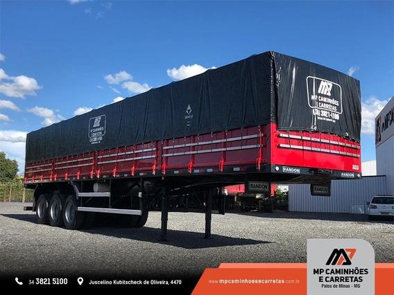 Carreta Graneleiro Randon 2014 S/pneus
