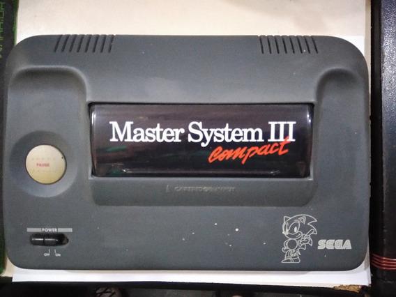 Video Game Sega Master System 3